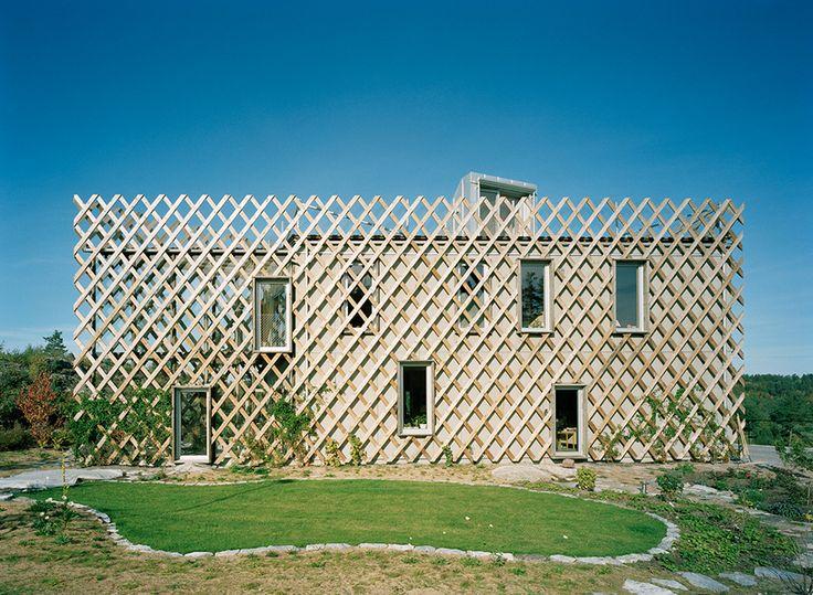 Tham & Videgård Arkitekter — Garden House — Image 1 of 28 — Europaconcorsi
