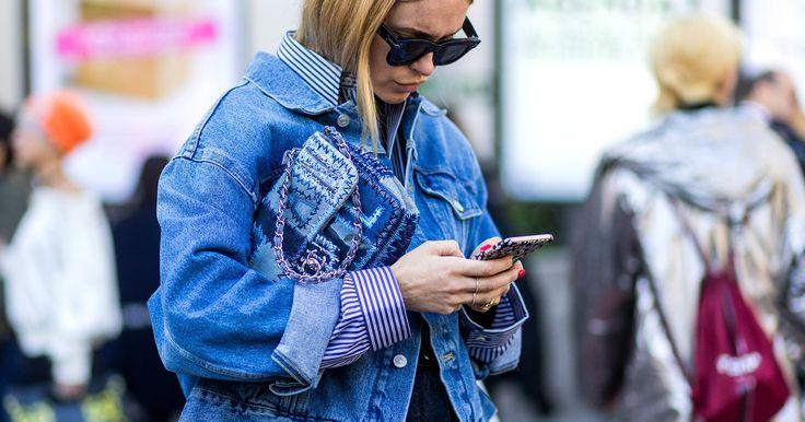 Die Oversize Jeansjacke passt zu jeder Jahreszeit und lässt sich dank des großzügigen Schnittes vielfach stylen!