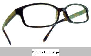 Mrs. Jones Reading Glasses - 208 Tortoise