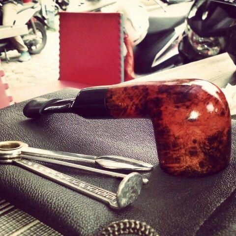 my little pipe..lezatos