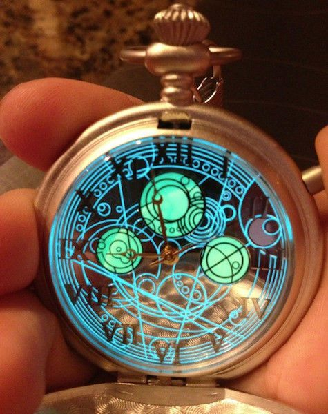 ✔ 10th Doctor Dr Who David Tennant The Masters Pocket Watch Free Shipping | eBay
