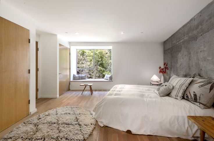 Bedroom in Brother and Sister homes by Anonymous Architects