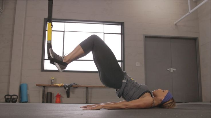 Summertime Fitness: Celebrity trainer Basheerah Ahmad designed this short, super-effective #TRX workout to strengthen, tone and shape your legs and lower body.   http://bit.ly/1NVq2fe #Fitness #Training #Workout
