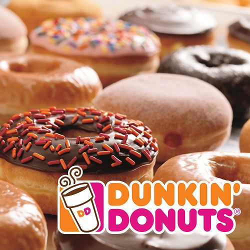 First Ever! Dunkin' Donuts: Perks Week (Nov. 14-18)