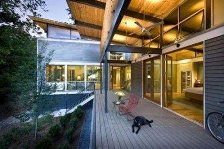 wood decks | wooden deck patio design ideas pictures 450x300 Patio Deck Design ...