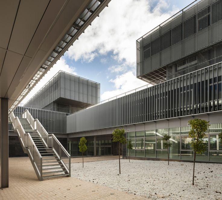 Galeria - Campus Universitário e Parque Científico-Tecnológico / CANVAS Arquitectos - 6