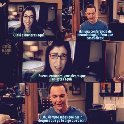 the big bang theory tumblr español - Buscar con Google