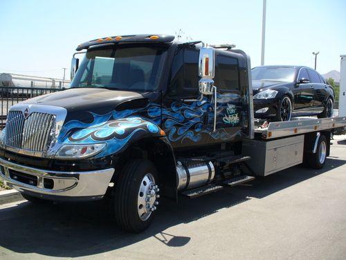 custom tow truck panoramio photo of west coast customs truck vehicles i like pinterest. Black Bedroom Furniture Sets. Home Design Ideas