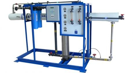 Industrial Reverse Osmosis Systems RO 400 Series
