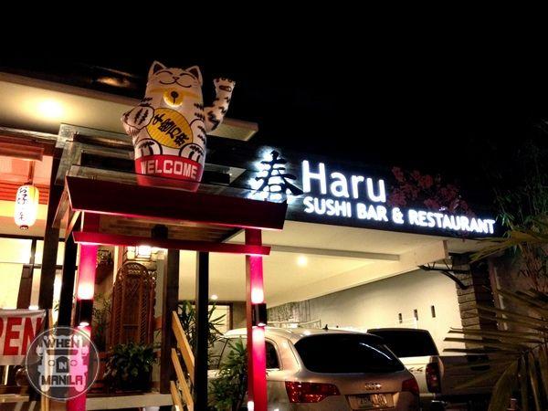 The Bucket List: Haru Sushi Bar and Restaurant: A Dining ...