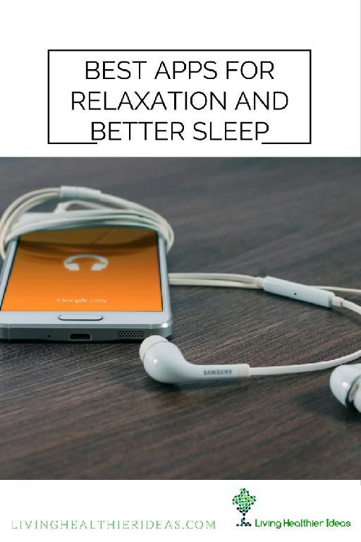 Lack of sleep affects our mood, appetite and in general our wellbeing. This is a list of some of the Best Apps for relaxation and better sleep.