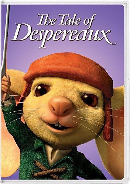 Matthew Broderick & Robbie Coltrane & Sam Fell & Rob Stevenhagen -The Tale of Despereaux