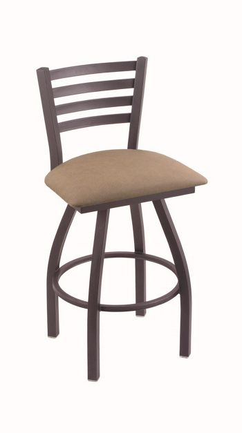 Faux Leather Or Wood Big Tall Stool | National Business Furniture