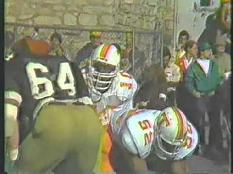 1984 Tennessee vs Vanderbilt