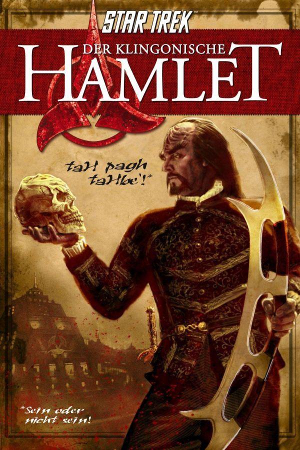 Hamlet har översatts till klingonska och spelats på teater i sin helhet