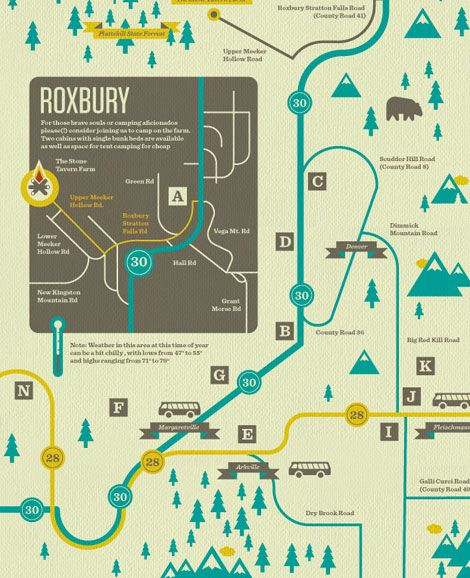 This map is informative if you need to know your way around Roxbury…