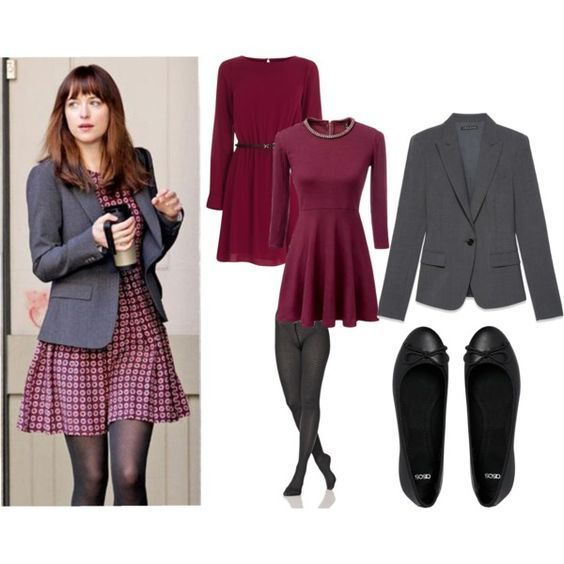 Phenomenal 15 Best Anastasia Steele Outfit Compilation http://fashiotopia.com/2018/02/17/15-best-anastasia-steele-outfit-compilation/ 15 Best Anastasia Steele Outfit Compilation featuring fashion form Fifty Shades of Grey, where best picks are with images for you to choose for casual, party or formal dressing.
