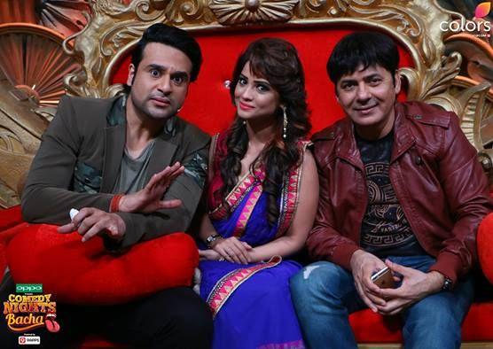 #SneakPeek into tonight's #BachaoSpecial episode! Krushna Abhishek Ravi Kishan NEHA Dhupia Varun Sharma