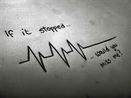 Some people may ask themselves this sometimes... but dont because there is always someoene out there that cares for you