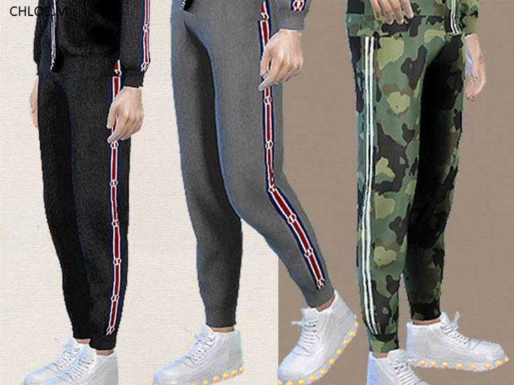 19 Best Ts4 Clothing Male T A E Bottoms Images On