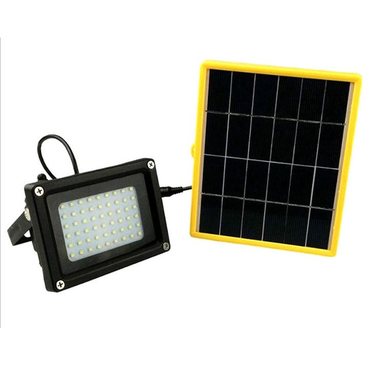 36.29$  Buy here  - Led Solar Powered Street Light Outdoor Security Floodlight Waterproof Spot Light White Lamp for Lawn, Garden, Road, Hotel,Square