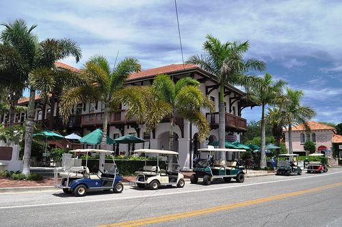 You May Be Wandering: Island Hopping - Gasparilla Island, Florida