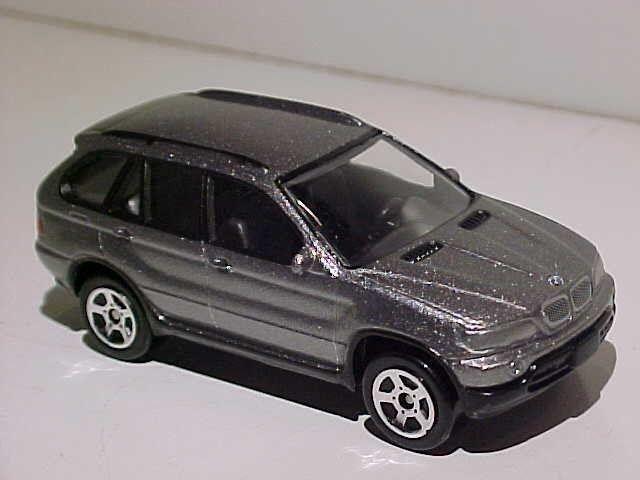 BMW X5 2003 Realtoy Tesco 1/61 Diecast Mint Loose 1/64 Range #Realtoy #BMW
