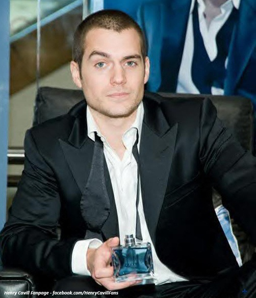 Henry Cavill - Dunhill Photoshoots -  That eye brow!!