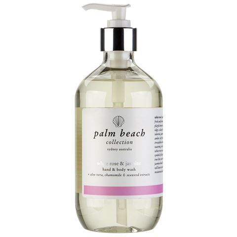 Palm Beach Collection - White Rose Jasmine Hand & Body Wash | Peter's of Kensington