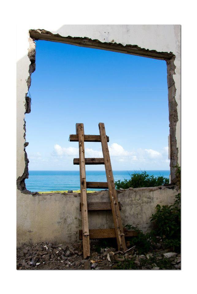 """""""Ladder to the sky"""" - Wild Coast Eastern Cape  See Where to Stay's accommodation listings on the Wild Coast. Click on link for more info. http://www.wheretostay.co.za/ec/wi/"""