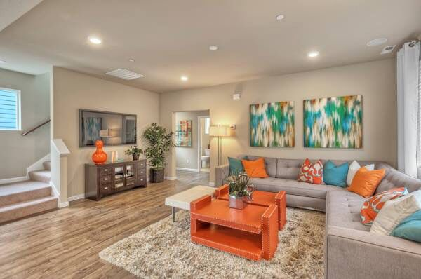 31 best beautiful art images on pinterest abstract - Lennar homes interior paint colors ...