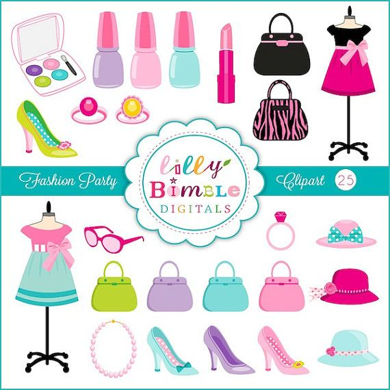 17 Best images about Girly Clipart on Pinterest | Clip art, Girly ...
