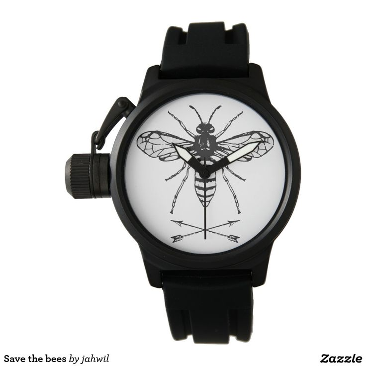 #savethebees #savebees #bees #hipster #arrows #watch Save the bees wrist watches