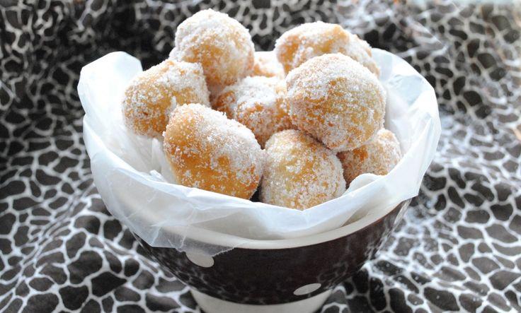 Sicilian Fried Dough