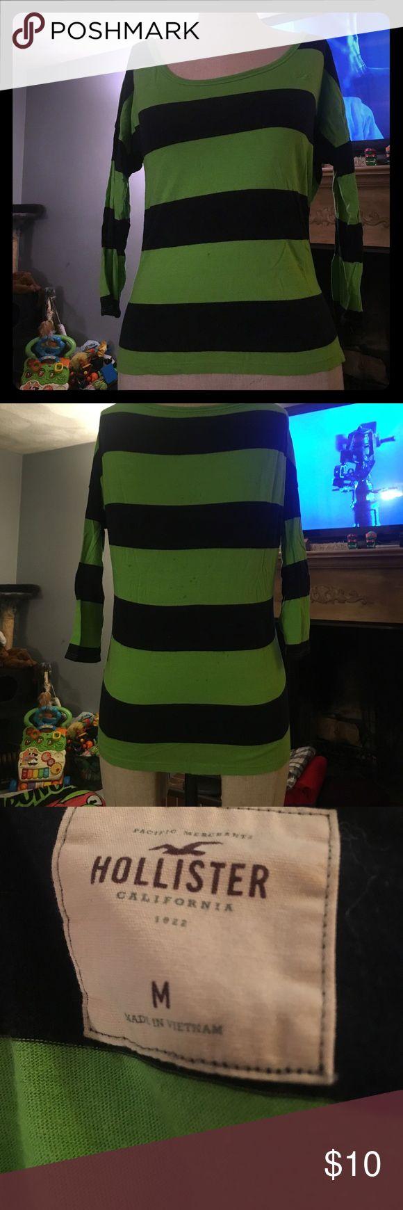 Loose fitting long sleeve shirt Super soft super comfy baggy shirt Hollister Tops Tees - Long Sleeve