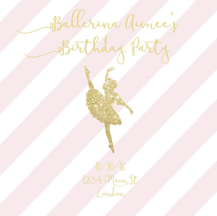 13 best Girls Party Invitations - Online images on Pinterest | Girls ...