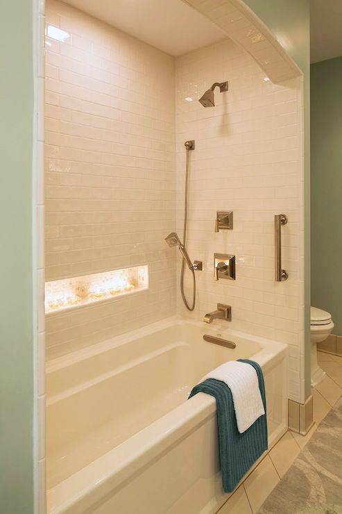 Bathtub Surround With Window Kit
