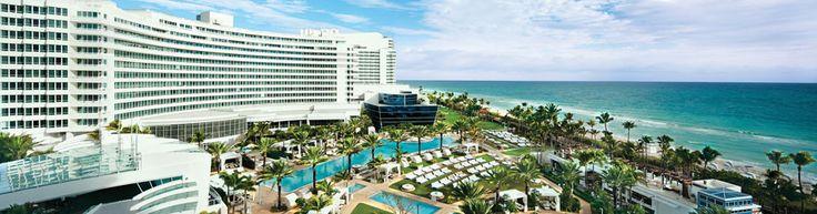 Fontainebleau : Miami Beach