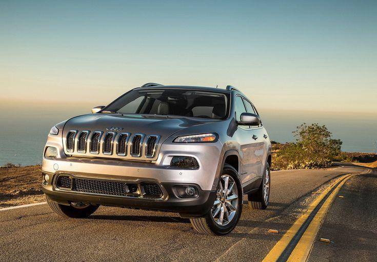 Prix Jeep Cherokee (2014) : baroudeur chic et cher - L'argus
