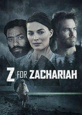Z for Zachariah -
