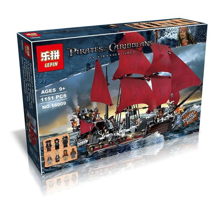 LEPIN PIRATES OF THE CARIBBEAN QUEEN ANNS REVENG SHIP RM180 Model No: 16009  Componen No: 804 pieces  Ready Stock Malaysia Please contact us for more details. Call/Whatsapp: 6 016-9500270 Cod available : Setia Alam Seksyen U13  For those who looking for collectible item with affordable price.  #lego #brick #lepin #technics #bazaarmalaysia #lokalah #brickcommunitymalaysia #lepinseller #technick #technician #cargasm #porsche #malaysianstyle #jks #mechanic #machine #hobby #collectibles