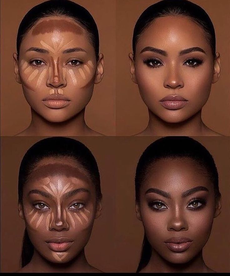 """Afrocentric Makeup's Instagram photo: """"like, comment & follow the 👉🏾@afrocentricmakeup👈🏾 for daily melanin… in 2021 