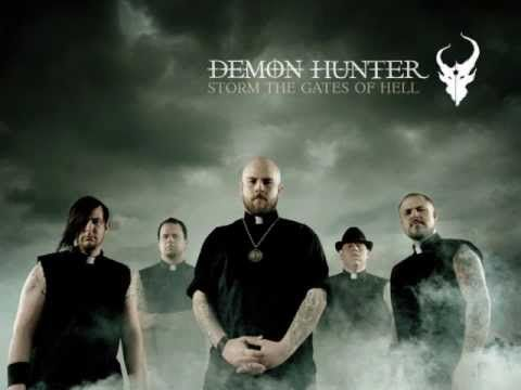 Demon Hunter - My Heartstrings Come Undone ( lyrics ) My all time new fav of Christian Rock!
