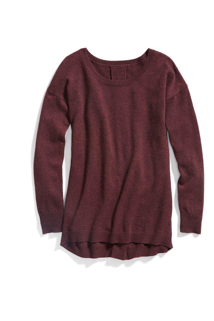 Best 25  Burgundy sweater ideas on Pinterest | Burgundy fashion ...
