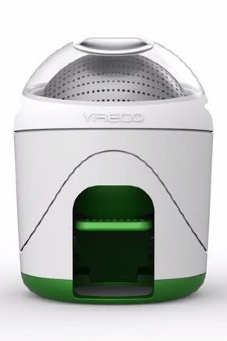 This Pint-Sized Washing Machine Is Perfect For Small Spaces -- And Great For The Planet [Yirego told The Huffington Post that the Drumi will retail for a promotional price of $129 until April 23, after which it will retail for $169.]