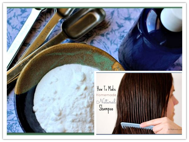 How to make your own hair care products – natural shampoo step by step DIY tutorial instructions