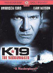 K-19: The Widowmaker (DVD, 2002) Harrison Ford 97363402145 | eBay