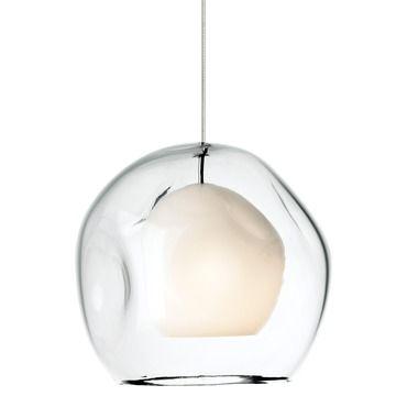 FJ Mini Jasper Pendant | LBL Lighting at Lightology