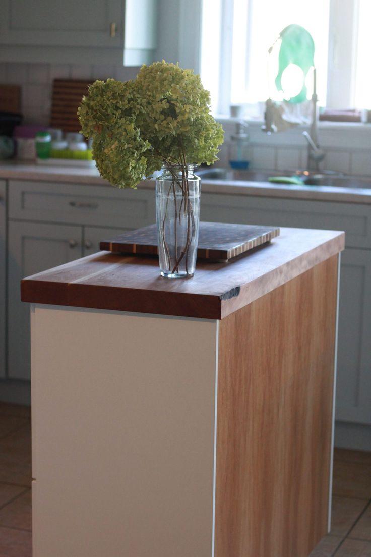 die besten 25 ikea island hack ideen auf pinterest k chentisch mit stau ikea hack k che und. Black Bedroom Furniture Sets. Home Design Ideas