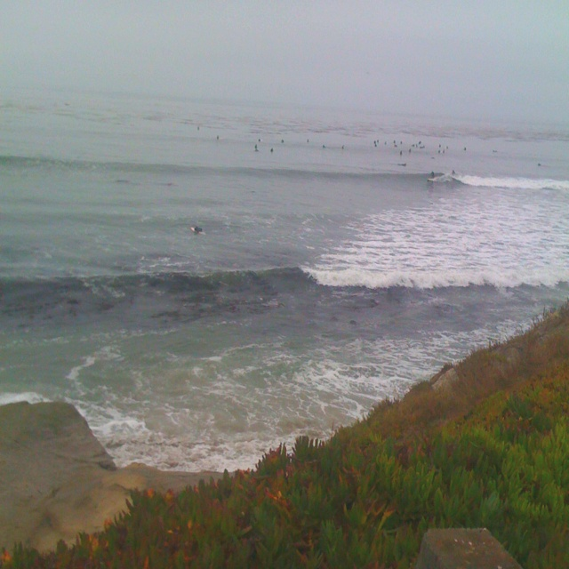 Pleasure Point; Santa Cruz, CA